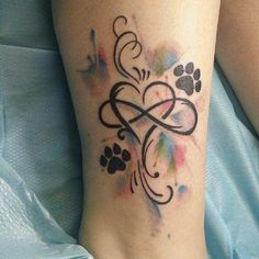 Watercolor Tattoos (11)