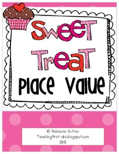 Your students will be sure to enjoy practicing place value to the tens and ones place with this fun activity. Enjoy!Rebecca...
