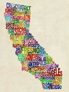 Love California!!