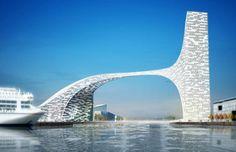 Space age architecture