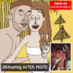 Drawing photo Order - illustration - adrianserghie | ello