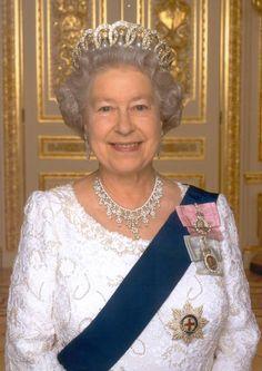 Queen Elizabeth II (Diamond Jubilee) A beautiful picture
