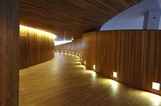 of Oslo Opera House / Snøhetta - 20 Gallery - Oslo Opera House / Snohetta - - Oslo Opera House / Snohetta - 20 Architectural Lighting Design, Home Lighting Design, Interior Lighting, Corridor Lighting, Spa Lighting, Linear Lighting, House Lighting, Wall Lighting, Landscape Lighting
