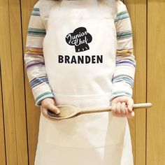 c649f3c61 Personalised Junior Chef Children's Apron  https://nolagiftstore.co.uk/collections