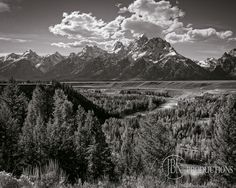 Ansel Adams Most Famous Photograph | Ansel Adams Grand Tetons