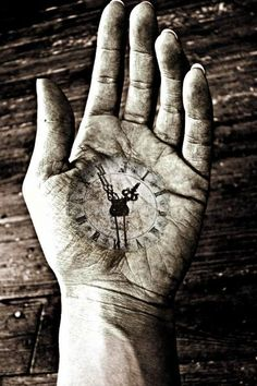Time On Your Hands, stolen by the time thief