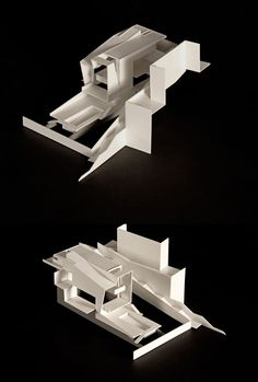 Architectural Models white card