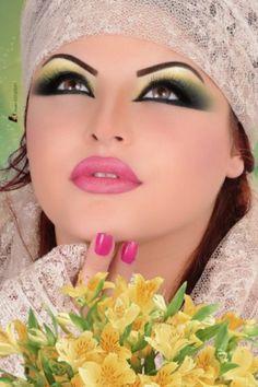 Arabic Bridal Makeup Guidelines|How To Arabic Bridal Makeup