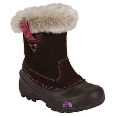 The North Face Youth Shellista Pull-On II Boot - at Moosejaw.com
