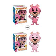 Hanna Barbera Snagglepuss Pop! Vinyl Figure with Chase