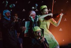 Kneehigh's Tristan & Yseult | Flickr - Photo Sharing!