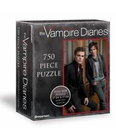 Vampire Diaries: Stefan and Damon 750 Piece Puzzle Clearance Toys, Cookies For Kids, Vampire Diaries The Originals, Damon, Puzzle, The Incredibles, Rainy Days, Awesome, Puzzles