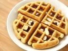Homemade Buttermilk Waffle If you have a waffle press in your kitchen, making homemade waffles is easy and fun. Crispy on the outside and tender on the inside—no matte. Fluffy Waffles, Pancakes And Waffles, Pumpkin Waffles, Best Belgian Waffle Recipe, Belgian Recipes, Homemade Waffles, Homemade Buttermilk, Homemade Recipe, Buttermilk Waffles
