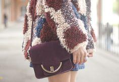Patchwork Cardigan | BeSugarandSpice - Fashion Blog