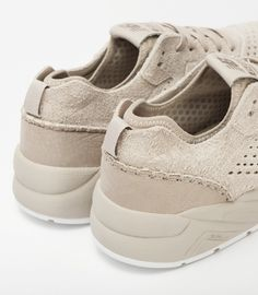 wings+horns x new balance 580 deconstructed - sand   wings+horns
