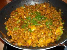 Hele lekkere wokschotel. De jonge kapucijners zijn zacht en zeker niet melig. Zoetzuur door de piccalilly en de stroop. De knapperige groenten in dit recept...