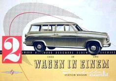 Borgward 1956