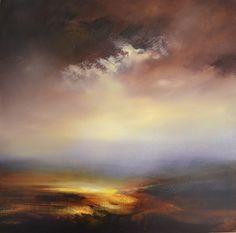 David Taylor   Distance Unknown65x65cm Oil on canvas