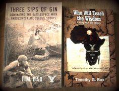 Three Sips Of Gin & Who Will Teach The Wisdom - Tim Bax