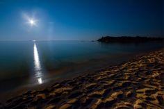 à la plage , au clair de lune | by xamad