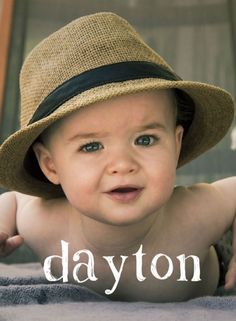 Dayton - 30 cool baby names from around the world - Netmums Cool Baby Boy Names, Cute Names, Cool Baby Stuff, Kid Names, New Baby Names, Kid Stuff, Exotic Baby Names, Irish Baby Names, Baby Boy Names Italian
