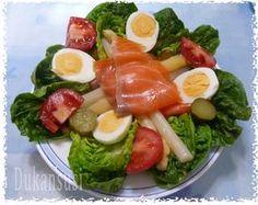 Información y recetas DuKan Recetas Light, Nutrition, Fast Weight Loss, Cobb Salad, Menu, Healthy Recipes, Healthy Food, Diet Ideas, Norway
