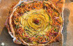 Amor&Kartoffelsack: Gemüse-Twist-Kuchen