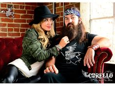 Duck Dynasty, Jep and Jessica Robertson Duck Dynasty, Duck Dynasty ...