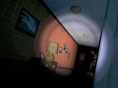 Fnaf 4 foxy hallway- I've actually seen him down this hallway Something Scary, Fnaf Wallpapers, William Afton, Fnaf 1, Fnaf Characters, You're My Favorite, Sister Location, Bioshock, Five Nights At Freddy's