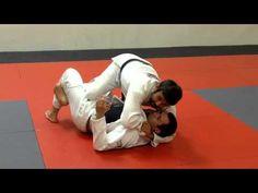 Ezekiel Choke From Half Guard - Jiu Jitsu
