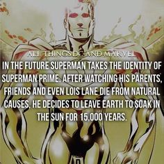 Well, THAT Superman must have an awesome tan. #SonGokuKakarot