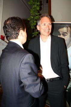 Christian Jeanpierre, journaliste sportif à TF1 / Mars 2013