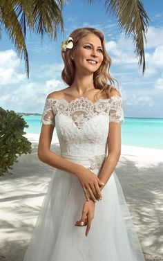 US $143.40- Fairy on the Seashore Off the shoulder lace wedding dress. www.doriswedding..... Gorgeous off the shoulder wedding dresses, long sleeve wedding dresses, ball gown wedding dresses are waiting to be discovered at www.doriswedding.com with affordable prices. #DorisWedding.com