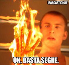 La torcia umana - #meme #ita #marvel #fantastici4