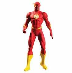 Amazon.com : DC Collectibles Justice League: The Flash Action Figure : The Flash Toy : Toys & Games