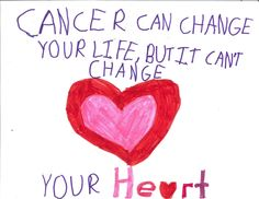 Love Versus Cancer presents original artwork by Zoe, age 9, in honor of her grandfather, a prostate cancer survivor.  www.loveversuscancer.org/catalog/products