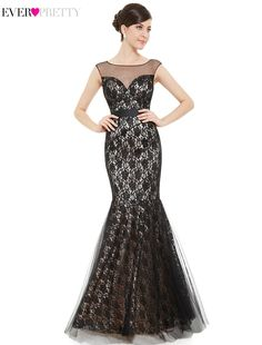 857fd90fd490  0 - Awesome Elegant Mermaid Evening Dresses HE08471 Long Lace Appliques  Sleeveless Evening Dresses 2017 Prom