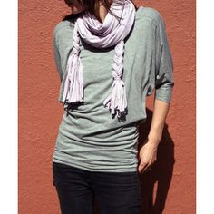Do it yourself braided scarf so cute fashion pinterest more diy scarf ideas solutioingenieria Image collections