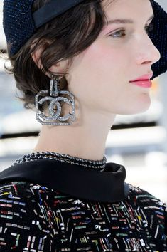 #Chanel  #black  #sparkle