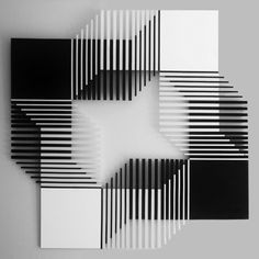 Francisco Sobrino - His work Abstract Sculpture, Sculpture Art, Abstract Art, Art Optical, Optical Illusions, The Farm, Parametrisches Design, Graphic Design, Interior Design