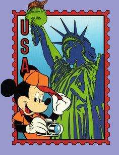 Disney World | Epcot | The American Adventure