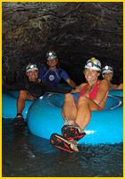 While in Kauai this activity is a must!! Jump onto a tube and float through Lihue's Plantation lands deep into Kauai's pristine emerald green interior. Don a headlamp and float down the open canals, through several amazingly breathtaking tunnels and flumes. At the end of the adventure take a short hike to an enchanted picnic area for some lunch and a dip in a natural swimming hole! I can't wait to get back here to do this again!