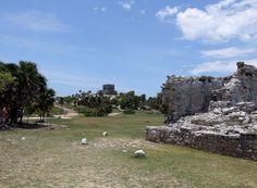 Tulum, Mexico - Mayan Pyramids