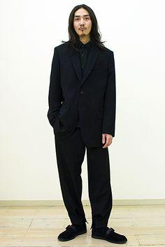 Yohji Yamamoto F/W 2010 Menswear