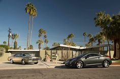 2014 Cadillac ELR And 1967 Cadillac Eldorado ..for years #Cadillac has stood for quality. Come see today's Cadillac at www.woodwheaton.com