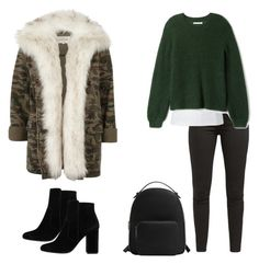 """Без названия #20"" by shadrintseva on Polyvore featuring мода, River Island, Levi's, Lemaire и MANGO"