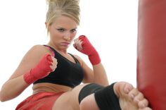 Did you know you can burn 700-900 calories in one hour during a kickboxing class?   www.x3sports.com