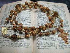 San Damiano Rosary http://de.dawanda.com/product/45819806-Rosenkranz-San-Damiano