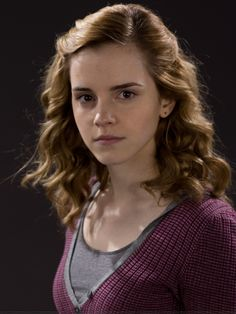 Hermione Granger from Harry Potter. She is awesome!