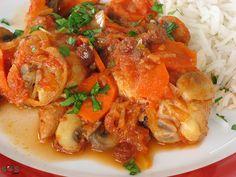 SOSCuisine: Cuisses de poulet aux légumes